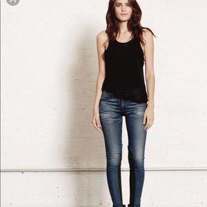 Rag & Bone Skinny Jodhpur Legging Jeans 24